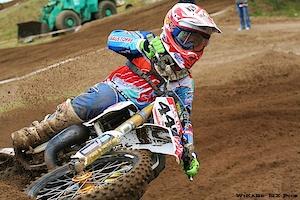Marnique Appelt changes to 125 ccm with Öhlins