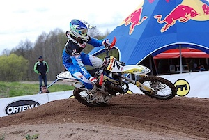 Maximilian Spies becomes German Youth MX Champion 2016 using Öhlins