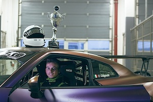 First place for Nissan GT-R on Öhlins suspension at the German Time Attack Masters