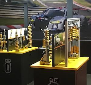 Öhlins DTC auf der Professional MotorSport World Expo 2017