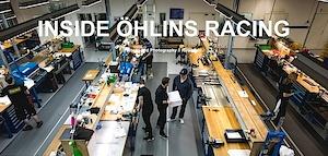 Pinkbike zu Besuch bei Öhlins Racing AB in Schweden