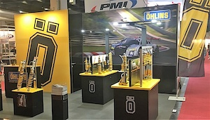 Öhlins in vehicle dynamics partnership with TRE Technical Centre