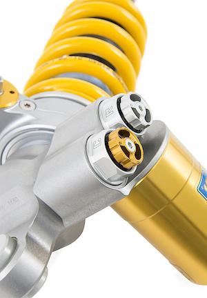 New TTX GP shock absorber
