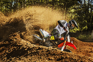 The perfect suspension - part 1 of a great article in Dirtbiker Magazine