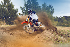 The perfect suspension - part 2 of the Dirtbiker Magazine's article