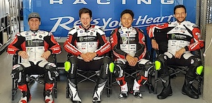 Hinter den Kulissen des Yamaha Austria Racing Team in Suzuka