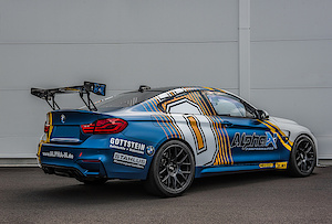 Alpha-N BMW M4 GP - Lightweight Sports Car in GT4 style