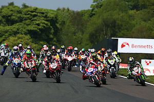 Big Series from a Small Island - British Superbikes!