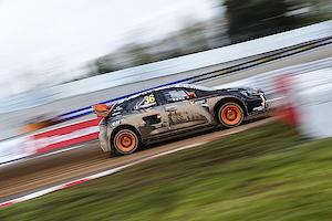 Öhlins TTX Flow-Technologie jetzt auch für Rally- und Rallycross