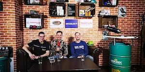 Öhlins DTC live bei der 1000PS TV Show