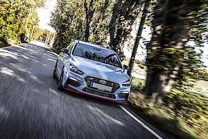 Öhlins Road & Track for Hyundai i30N 2017-2019