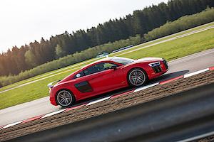 Öhlins Advanced Trackday & Motorsport Audi R8 2015-2019