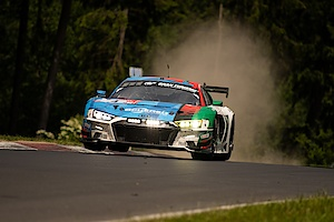 Tolles Ergebnis für Öhlins bei 24h Rennen am Nürburgring